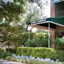 Rental info for Park Forest in the Dallas area