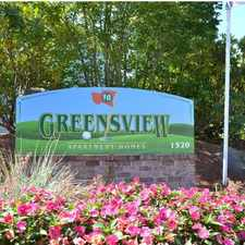 Rental info for Greensview in the Everett area