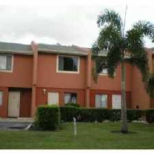 Rental info for Royal Village Townhomes in the Royal Palm Beach area