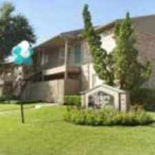 Rental info for Hickory Ridge in the Houston area