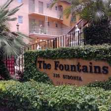 Rental info for The Fountains in the Coral Gables area