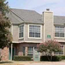 Rental info for Country Trail in the Dallas area