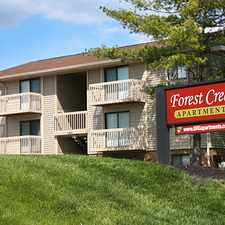 Rental info for Forest Creek