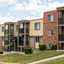 Rental info for Mission Ridge Apartments in the Overland Park area