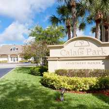 Rental info for Calais Park Lofts and Apartments in the St. Petersburg area