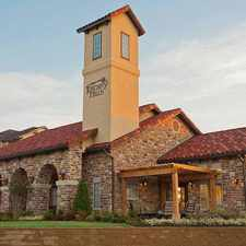 Rental info for Tuscany Hills at Nickel Creek Apartments in the Sapulpa area