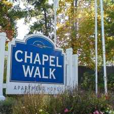 Rental info for Chapel Walk Apartments in the Greensboro area