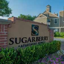 Rental info for Sugarberry in the Tulsa area