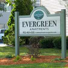 Rental info for Evergreen