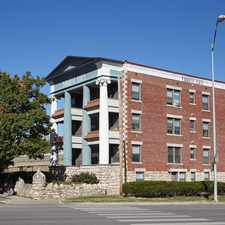 Rental info for Paradise Flats in the Kansas City area