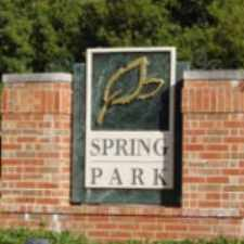 Rental info for Spring Park in the Houston area
