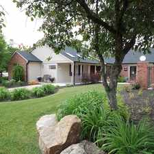 Rental info for Emerson Village in the Indianapolis area