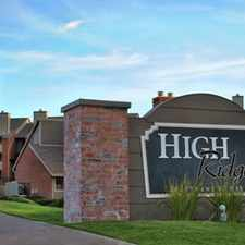 Rental info for High Ridge Apartments in the Stonehaven area