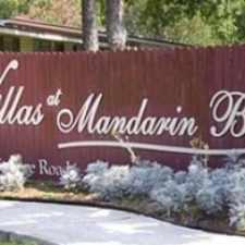 Rental info for Villas at Mandarin Bay in the Sunbeam area