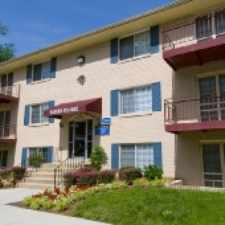 Rental info for Sussex Square in the Suitland area