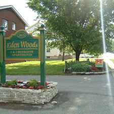 Rental info for Eden Woods in the Cincinnati area