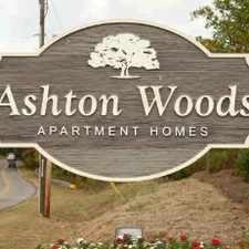 Rental info for Ashton Woods