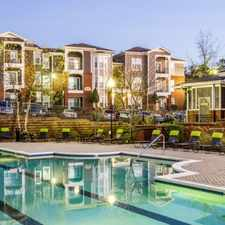 Rental info for The Reserve at Cary Park in the Cary area