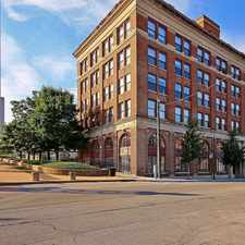 Rental info for The Tribune Lofts in the Tulsa area