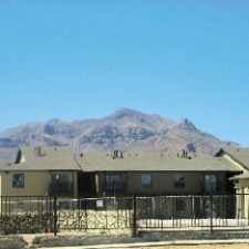 Rental info for Mountain Vista in the El Paso area