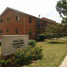 Rental info for Park Gate Apartments in the Kansas City area