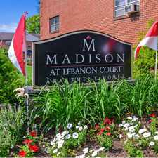 Rental info for Madison Lebanon Court
