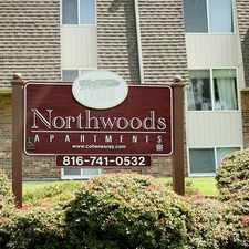 Rental info for Northwoods Apartments in the Platte Brook North area