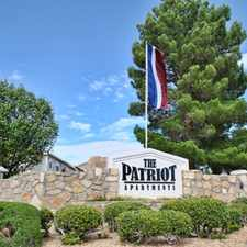 Rental info for The Patriot Apartments in the Terrace Hills area