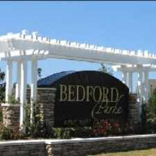 Rental info for Bedford Parke Apartments