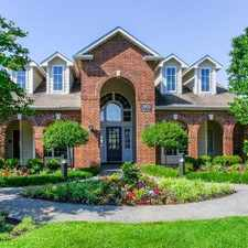 Rental info for Creekside Apartments in the Overland Park area