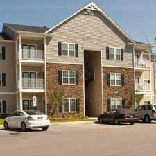 Rental info for The Cliffs at Waterford in the Fayetteville area