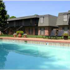 Rental info for Chateau Apartments in the Bossier City area