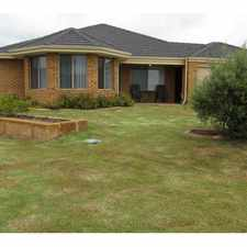 Rental info for FAMILY HOME CLOSE TO ALL AMENITIES! in the Perth area