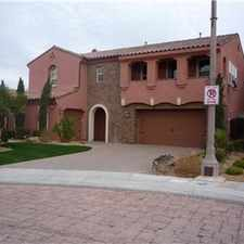 Rental info for 3500 mo/ 4405 sq ft/ 4 bed/ Bella Fiore