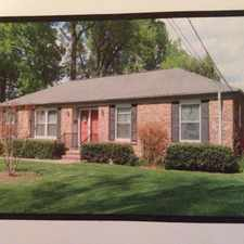 Rental info for Remodeled Home in Irving Park/Kirkwood Neighborhood on Private Lafayette Ct. Cul-De-Sac in the Greensboro area