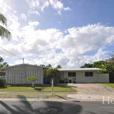 Rental info for Waterfront Kailua -- Remodeled 3/2 Single Family Home
