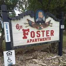 Rental info for Foster Apartments