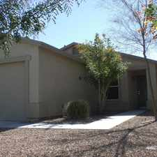 Rental info for NOW PENDING: 3 Bed/2 Baths, 1-story, ICE AC/Fenced, 2 car gar./ Just $995. mo
