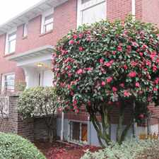 Rental info for Large, charming home with hardwood floors and VIEW of Lake Washington in the Seattle area
