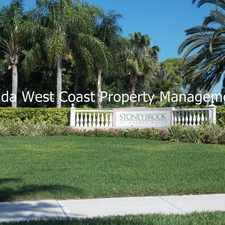 Rental info for FURNISHED 2 BEDROOM CONDO IN STONEYBROOK! MOVE IN READY! SEASONAL AVAILABILITY 2016