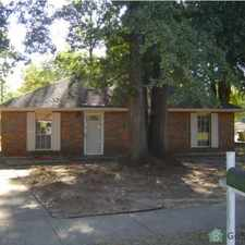 Rental info for Nice 3BR/1.5BA in Montgomery East!