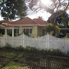 Rental info for Big Family Home... Large Block in the South Perth area