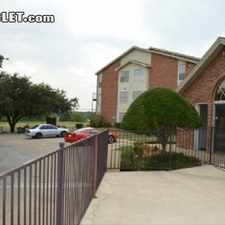 Rental info for $681 1 bedroom Apartment in Tarrant County River Oaks in the Fort Worth area