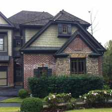 Rental info for Dawsonville Home For Rent is located in the upscale Chestatee Golf Subdivision