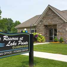 Rental info for The Reserve at Lake Pointe in the Mentor area