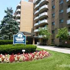 Rental info for The Riviera Apartments