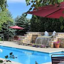 Rental info for Lake Village of Rochester Hills
