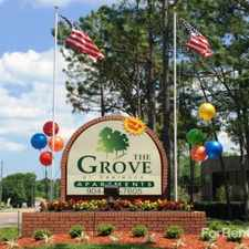 Rental info for The Grove at Deerwood in the Royal Lakes area