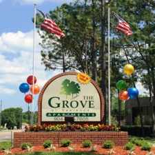 Rental info for The Grove at Deerwood