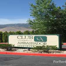 Rental info for Club Ambassador Apartment Homes